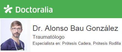 Especialista en Prótesis de Cadera y Prótesis de Rodilla